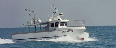 Surface Longliner Fishing Boat