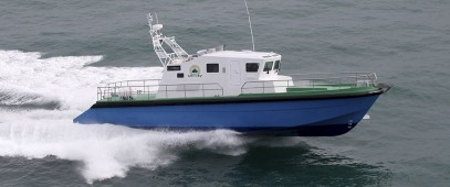 High Speed Coastal Patrol Boat
